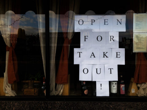 Takeout Tuesdays: Evolving Engagement in Dining Experience, Part 1